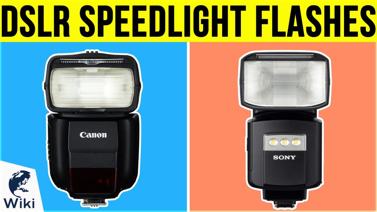 10 Best DSLR Speedlight Flashes
