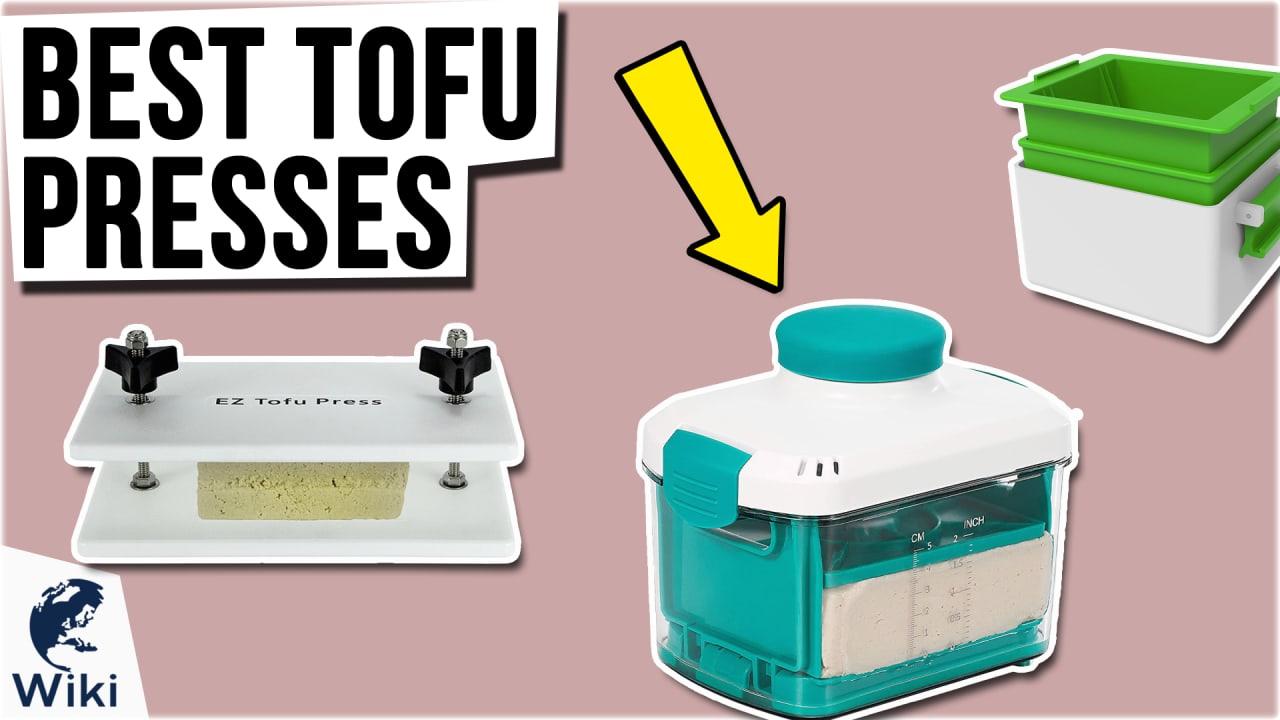 10 Best Tofu Presses