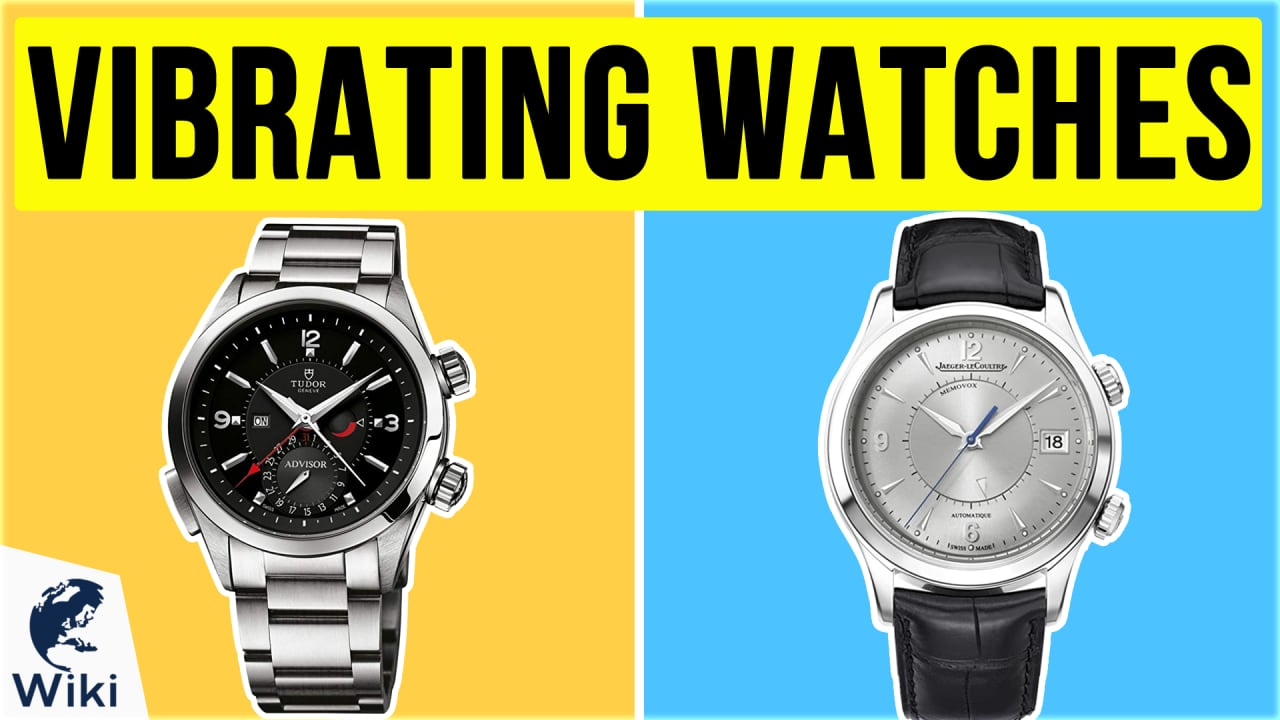 10 Best Vibrating Watches