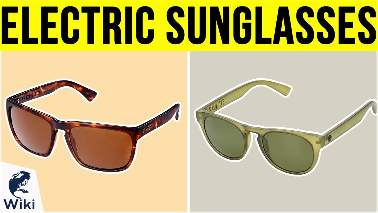 10 Best Electric Sunglasses