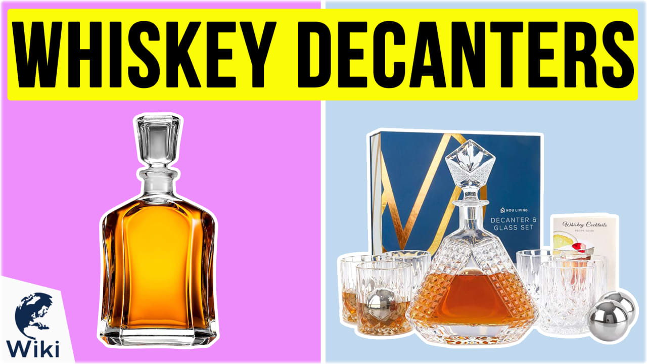 10 Best Whiskey Decanters