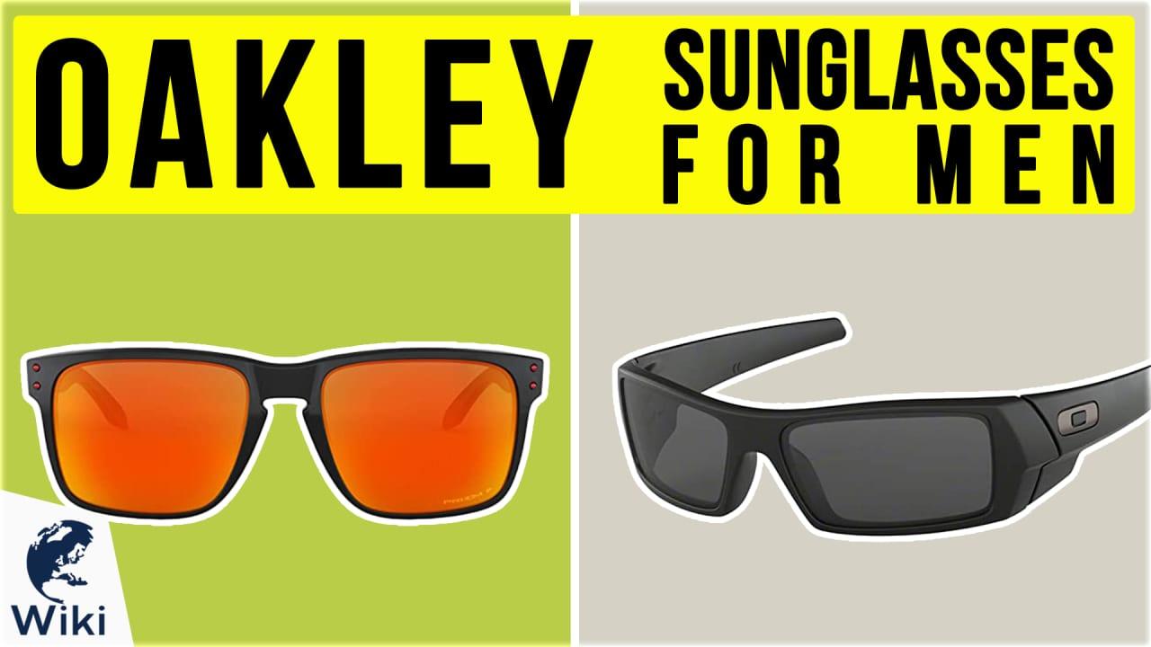 10 Best Oakley Sunglasses For Men