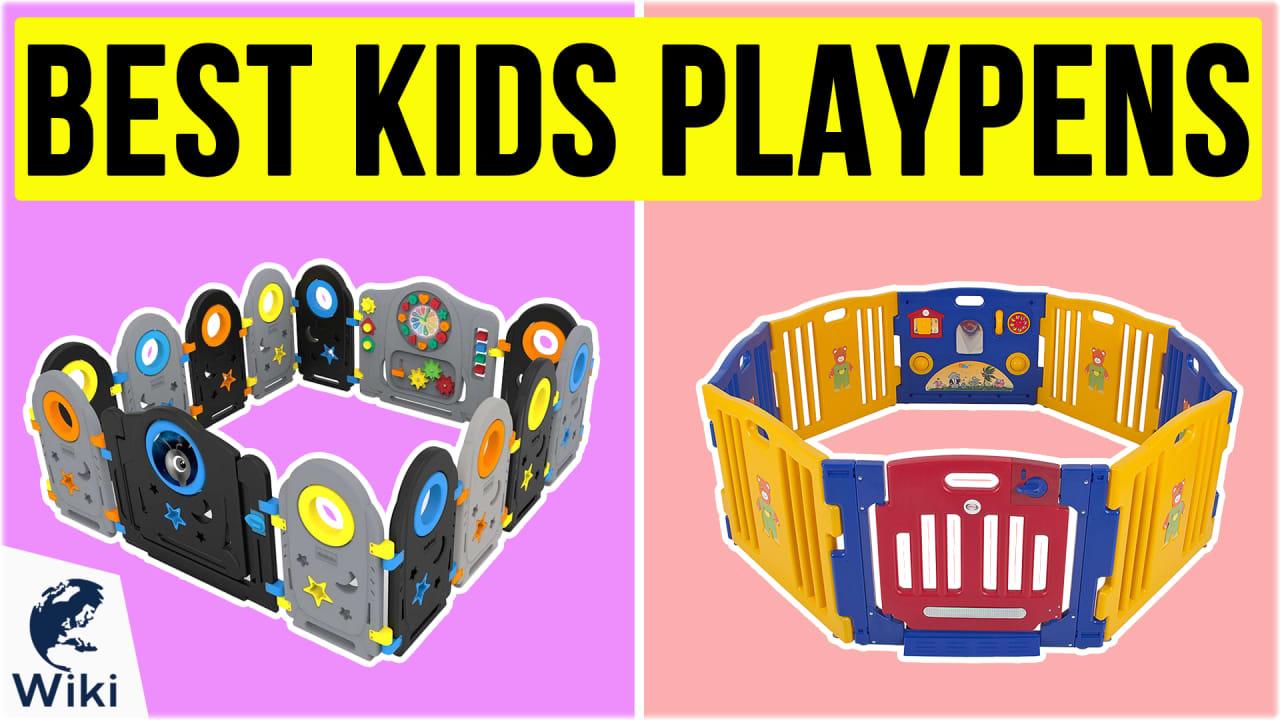 8 Best Kids Playpens