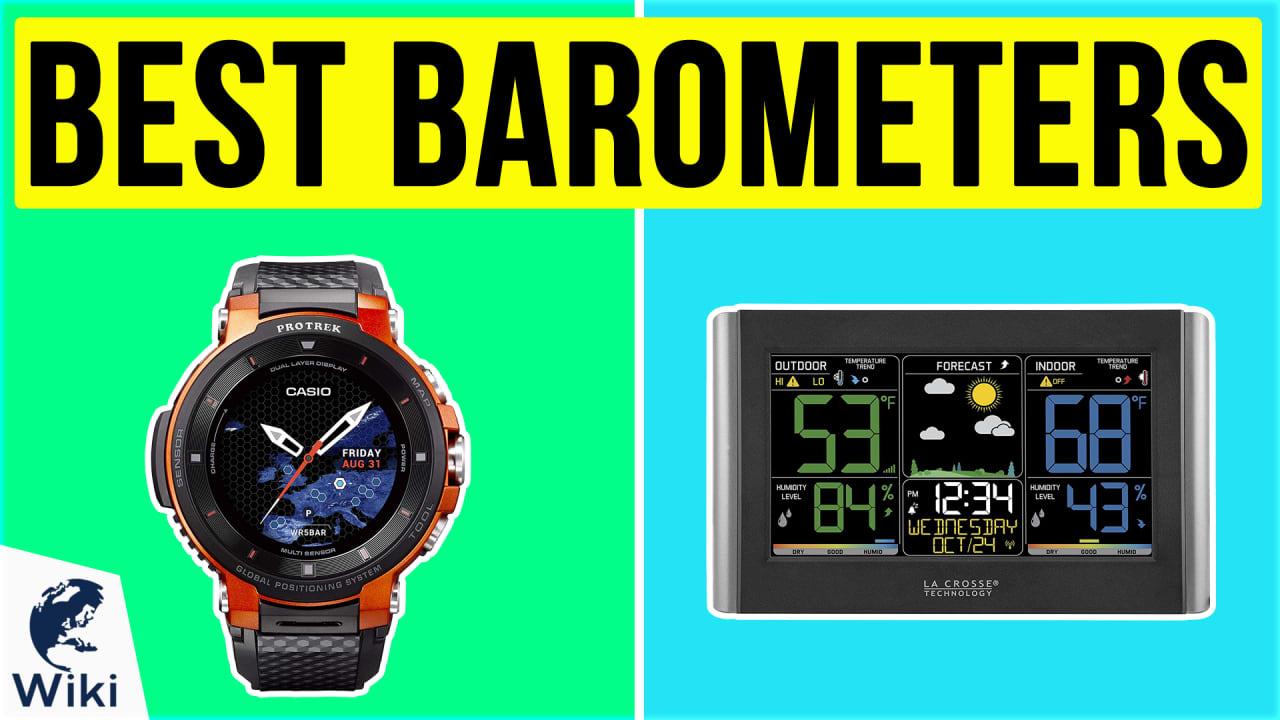 10 Best Barometers