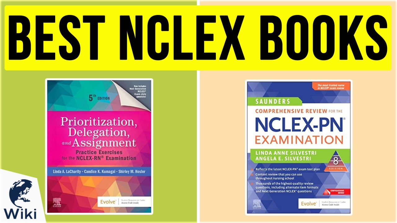 10 Best NCLEX Books