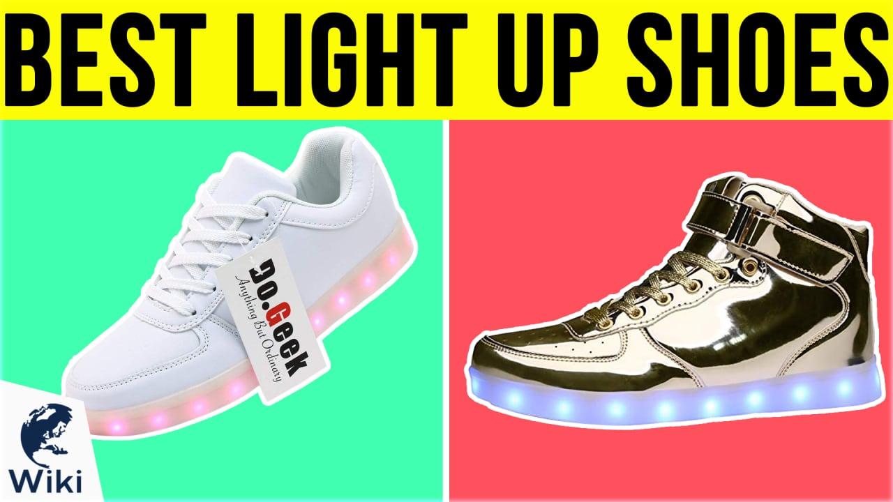 10 Best Light Up Shoes