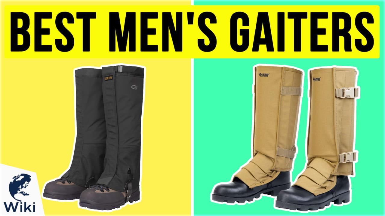 10 Best Men's Gaiters