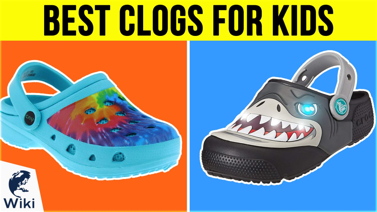 10 Best Clogs For Kids