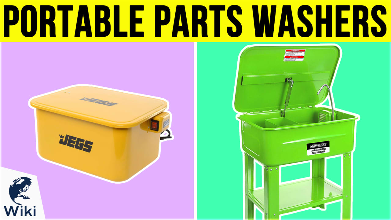 6 Best Portable Parts Washers
