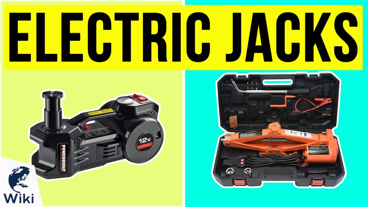 8 Best Electric Jacks