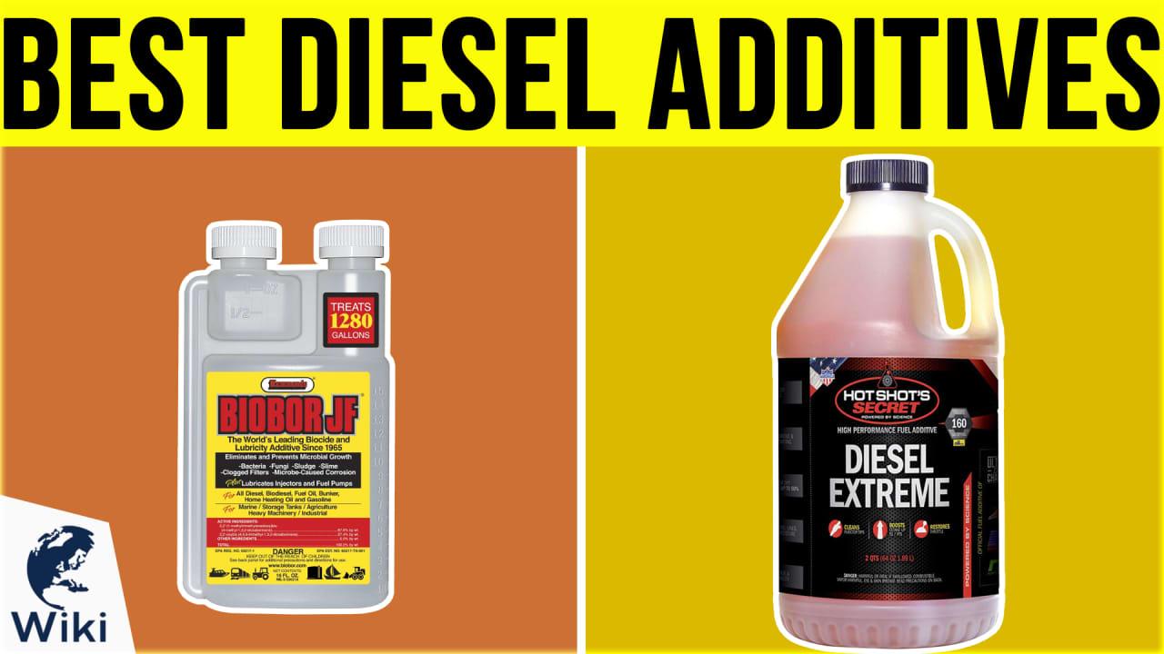 10 Best Diesel Additives