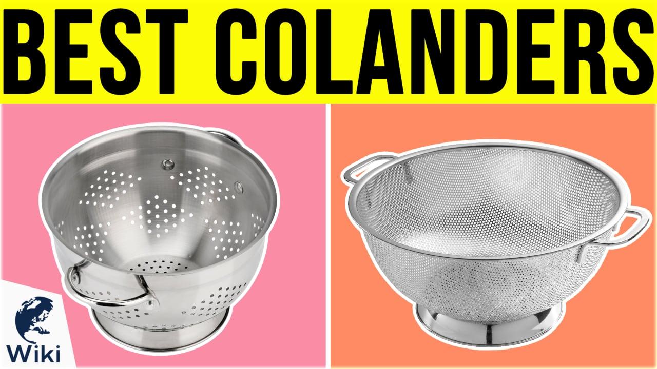 10 Best Colanders