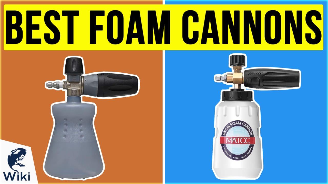 8 Best Foam Cannons