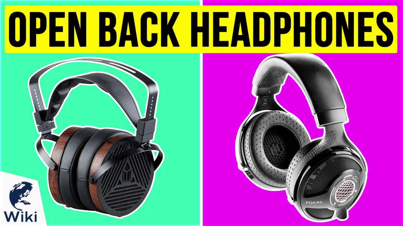 10 Best Open Back Headphones