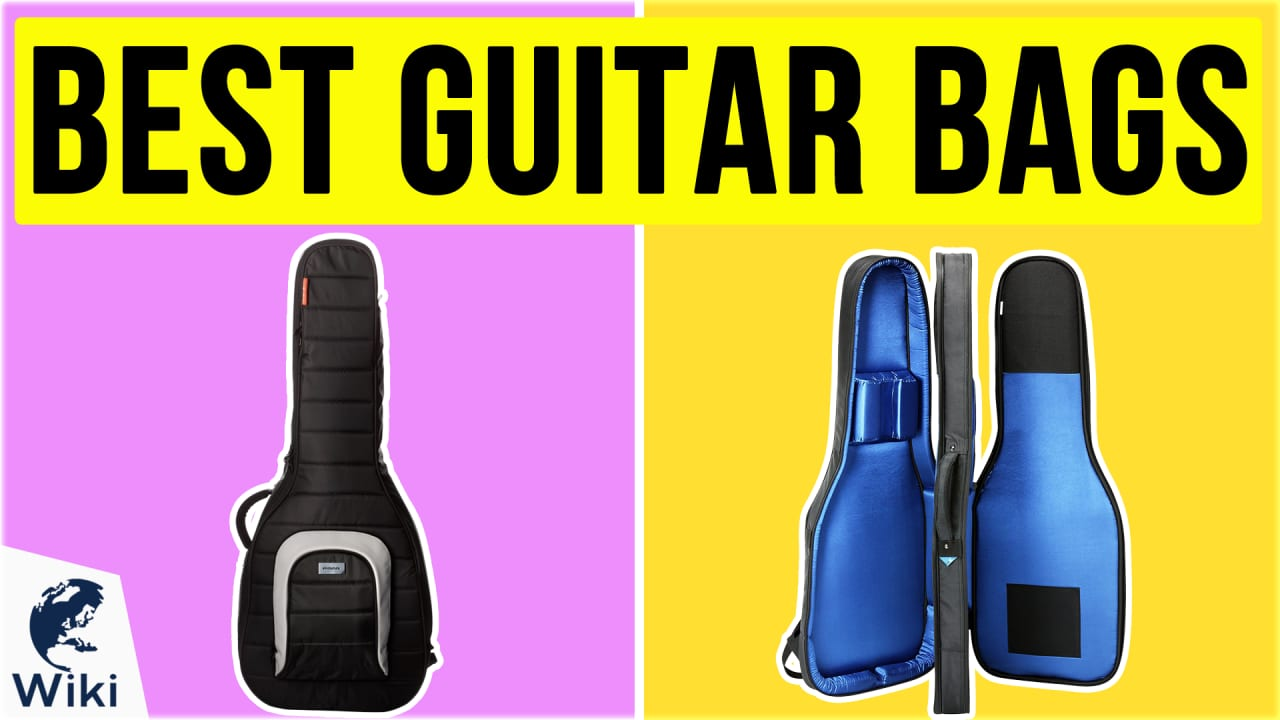 10 Best Guitar Bags