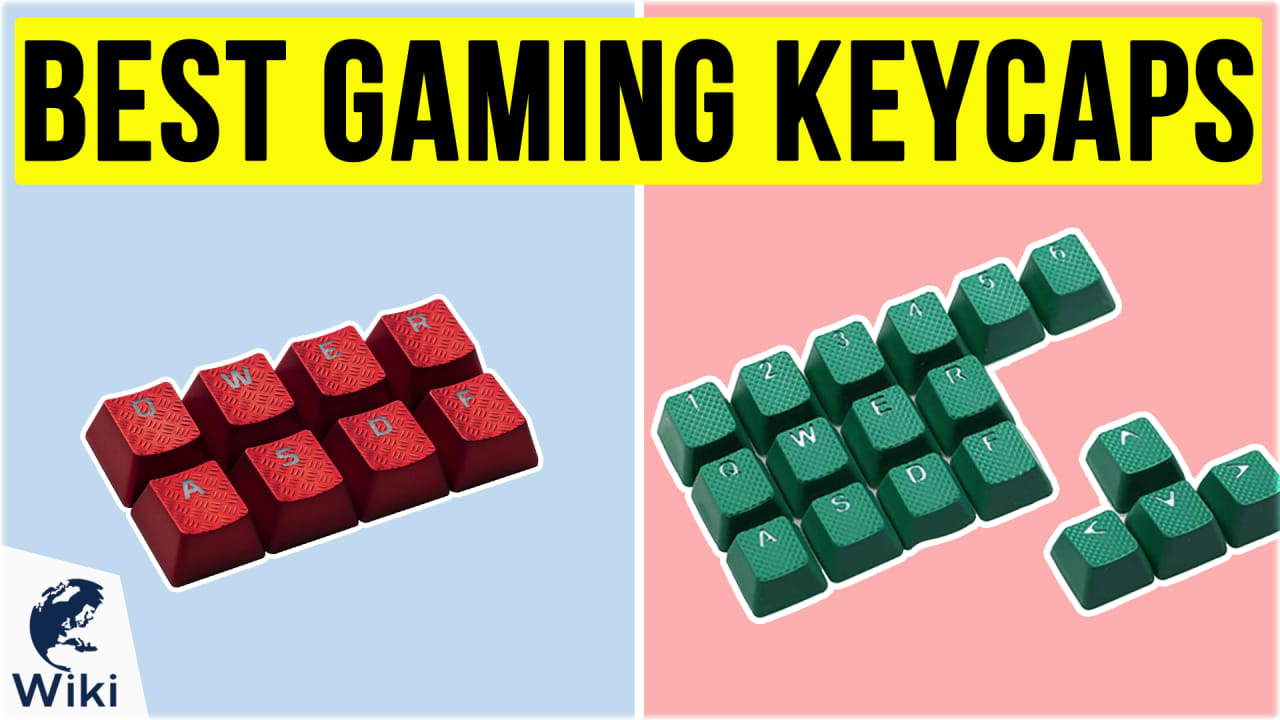 10 Best Gaming Keycaps