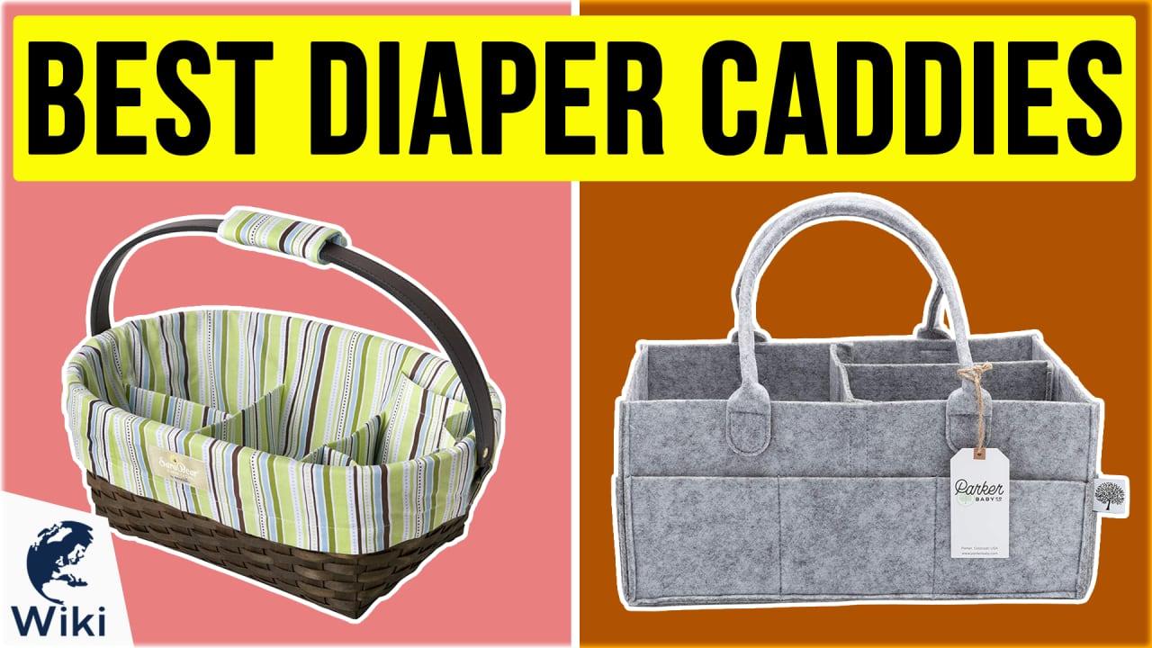 10 Best Diaper Caddies