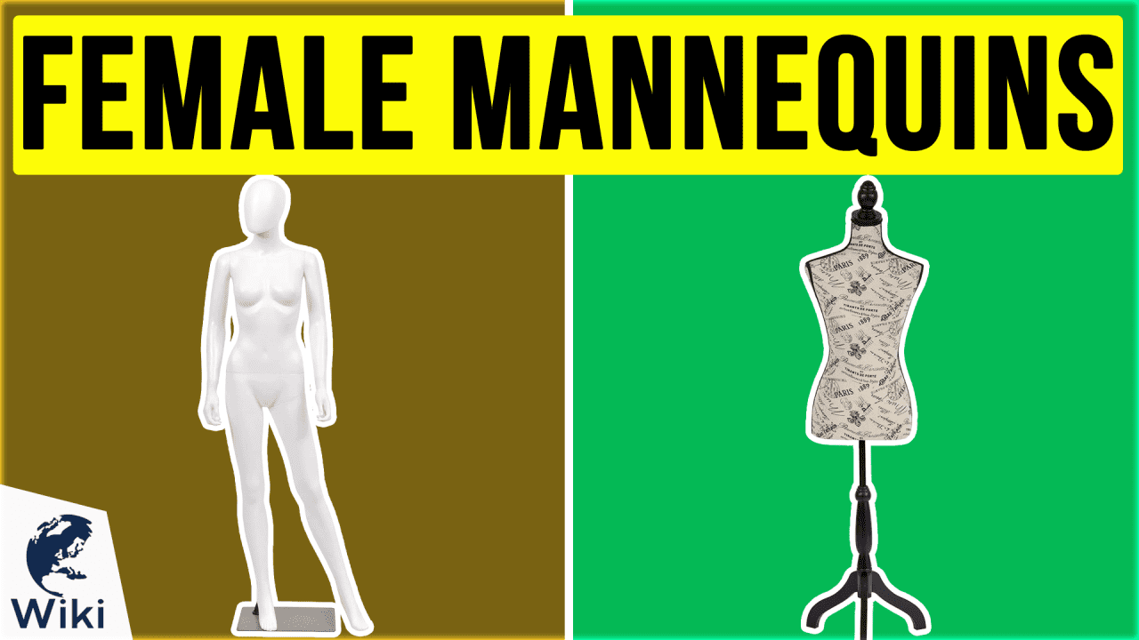10 Best Female Mannequins