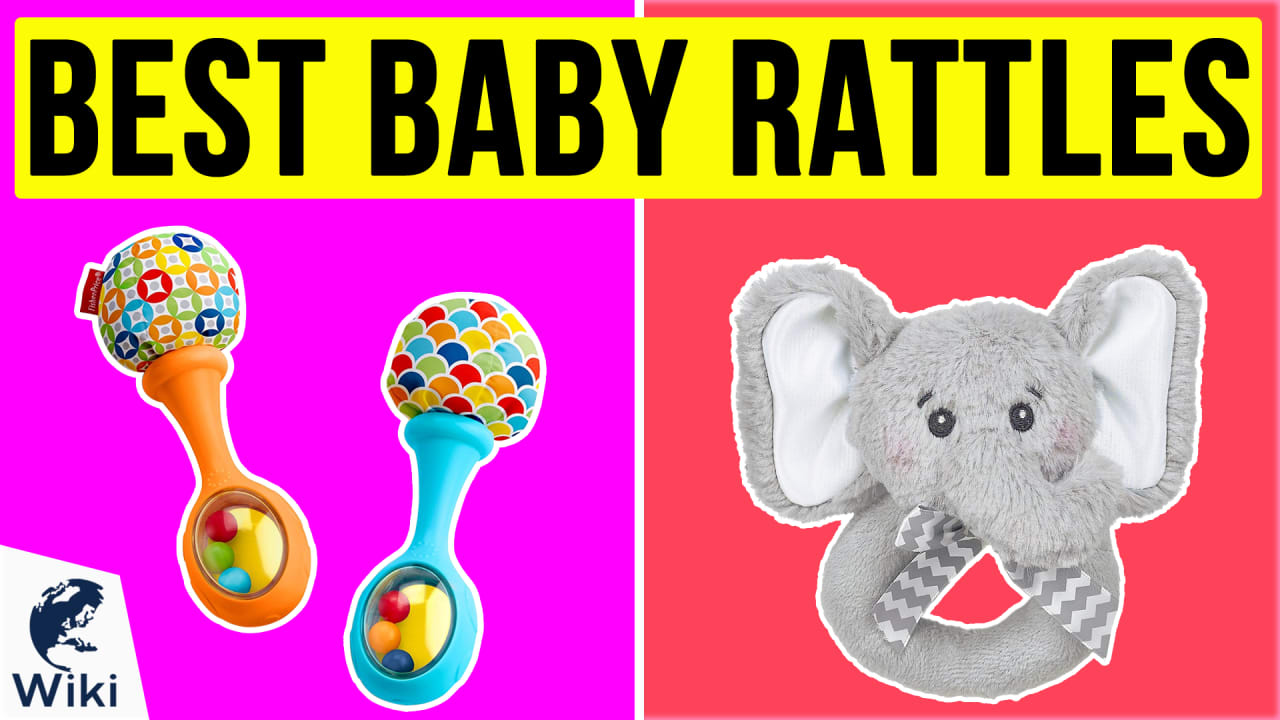 10 Best Baby Rattles