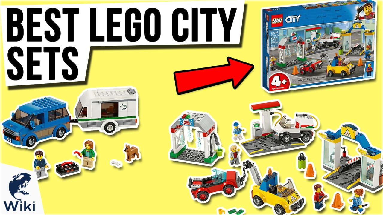 10 Best Lego City Sets