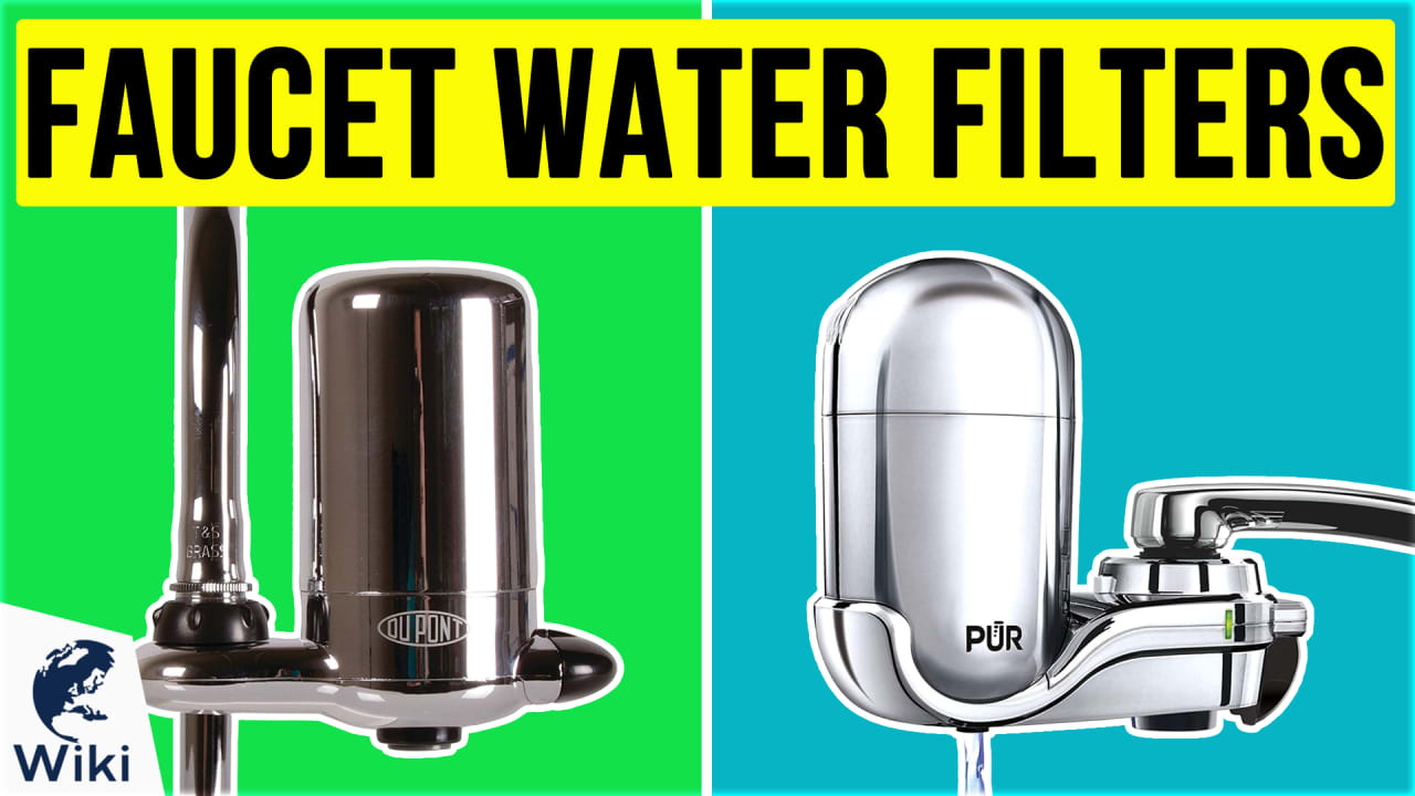 6 Best Faucet Water Filters