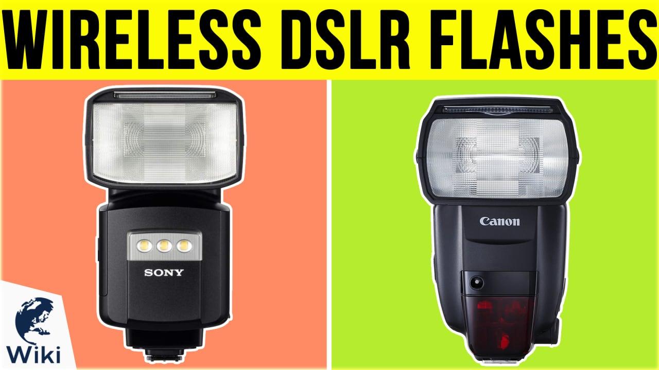 10 Best Wireless DSLR Flashes