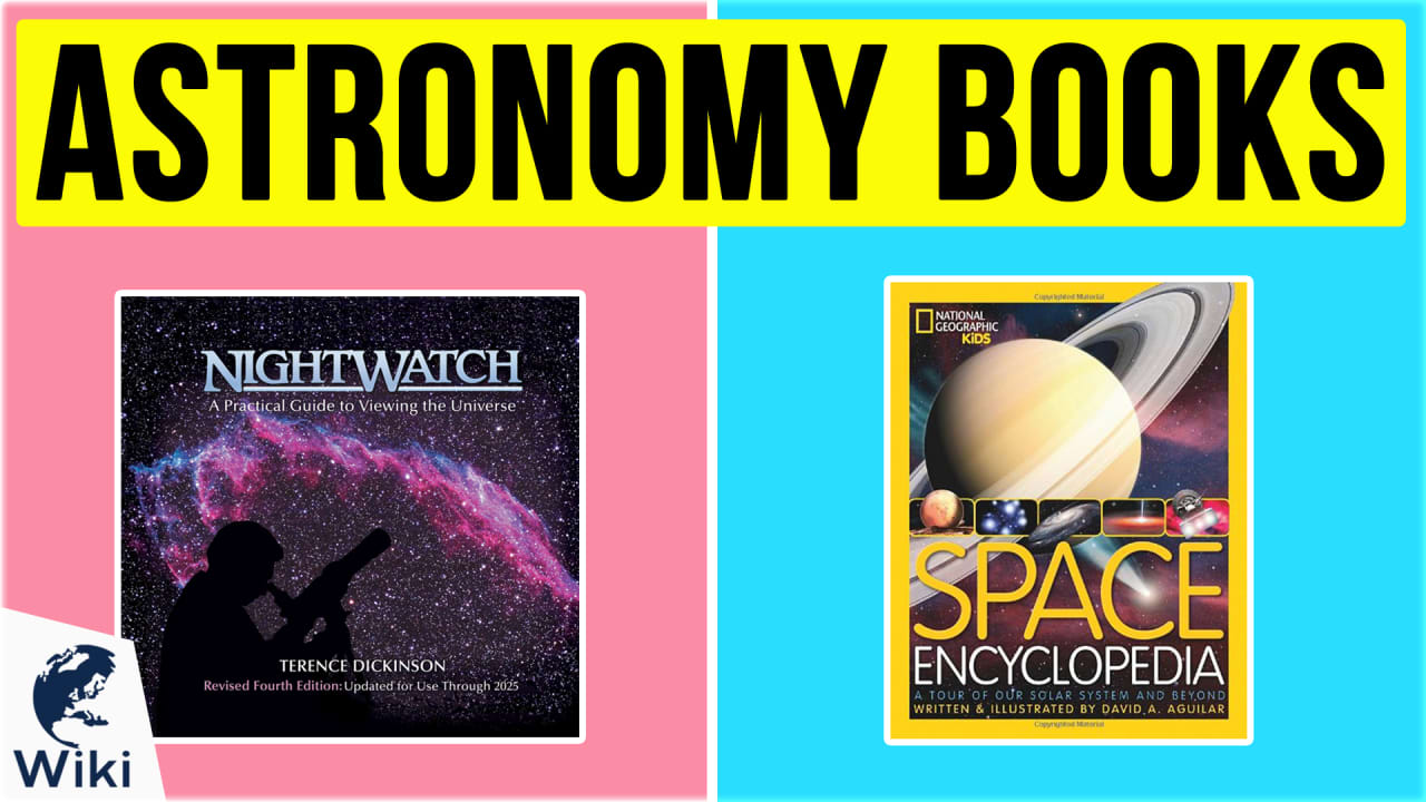10 Best Astronomy Books