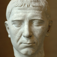 Head roman glyptothek munich 323 hy0gxt