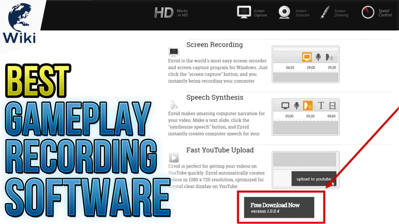 The Best Gameplay Recording Software