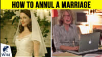 How To Annul A Marriage