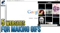 5 Websites For Making Gifs