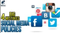 Social Media Policies: Avoid These 4 Mistakes