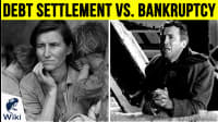 Debt Settlement Vs. Bankruptcy - What's The Difference?