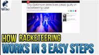 How Racketeering Works in 3 Easy Steps