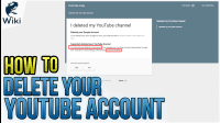 How To Delete Your YouTube Account
