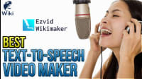 The Best Free Text-To-Speech (TTS) Video Maker