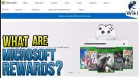 What Are Microsoft Rewards?