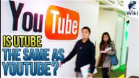 Is Utube The Same As YouTube?