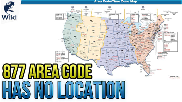 877 Area Code Has No Location, Here's Why