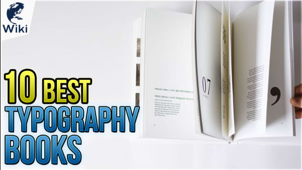 The 10 Best Typography Books