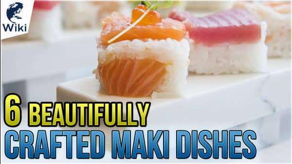 6 Beautifully Crafted Maki Dishes