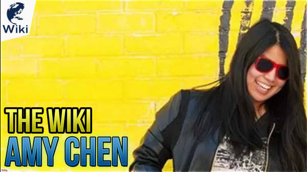 The Unofficial Amy Chen Wiki
