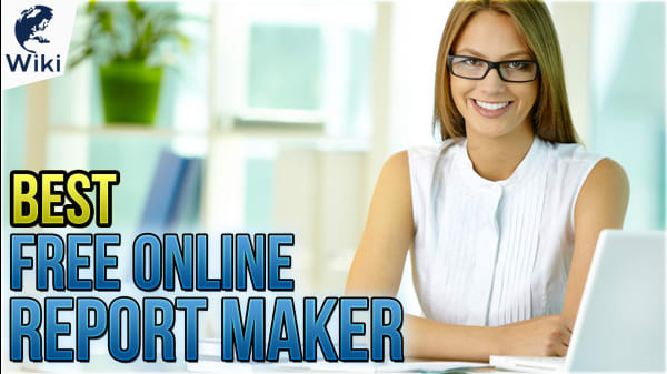 The Best Free Online Report Maker