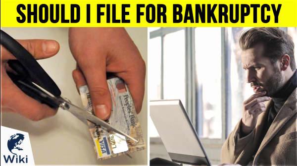 Should I File For Bankruptcy?
