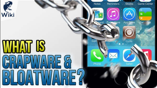 What Is Crapware & Bloatware?