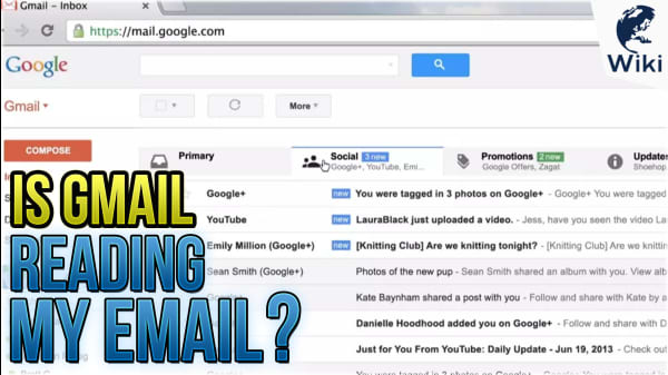 Is Gmail Reading My Email?