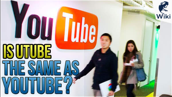 Is Utube The Same As YouTube?