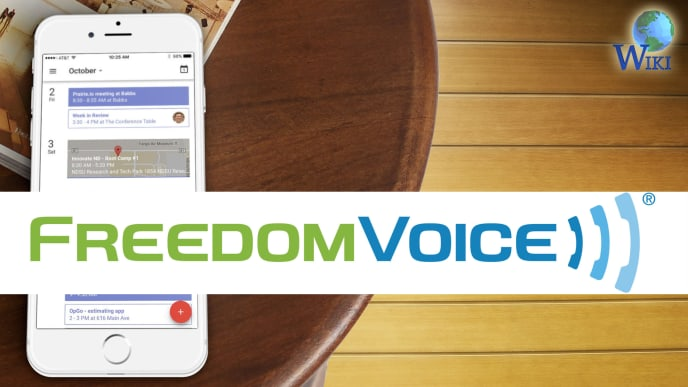 FreedomVoice Review: 5 Fast Facts | Video Wiki