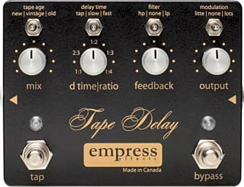 Empress Effects Tape