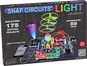 Snap Circuits LIGHT Exploration Kit
